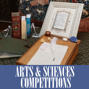 Arts & Sciences Competitions